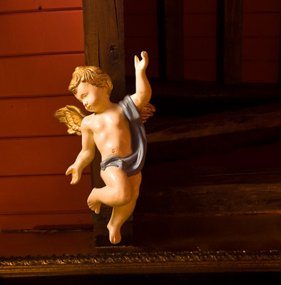 The Guardian Putto